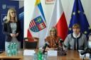 """Konferencja prasowa dotycząca projektu """"Pracownik szyty na miarę"""""""